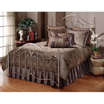 Doheny Panel Bed Size: King