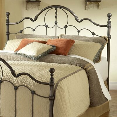 Financing for Venetian Metal Headboard Size: King...