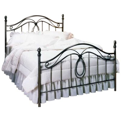 Milano Panel Bed Size: King