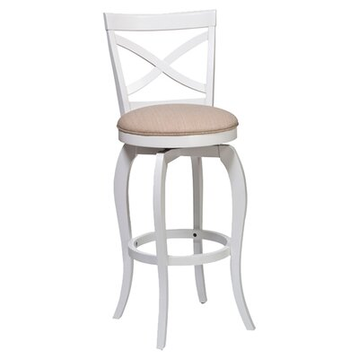 Ellendale 31.25 Swivel Bar Stool