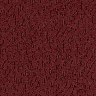 Edith Chili Red Rug Rug Size: Square 12