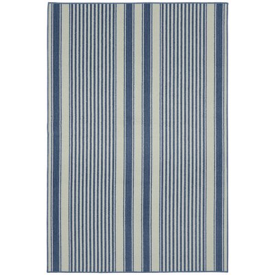Cape Cod Sky Blue Area Rug