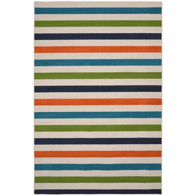 Summer Blue/Green Area Rug