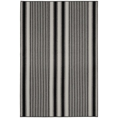 Cape Cod Black Area Rug