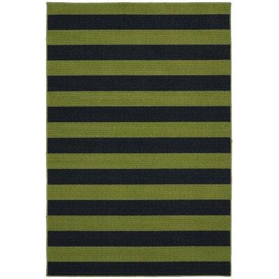 Rugby Sage/Navy Area Rug