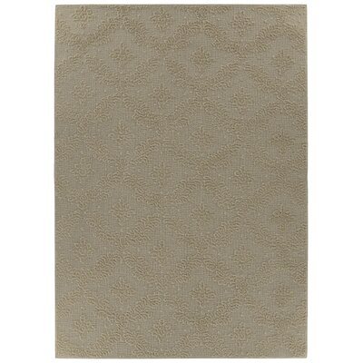 Spafford Tan Area Rug Rug Size: Rectangle 12 x 18