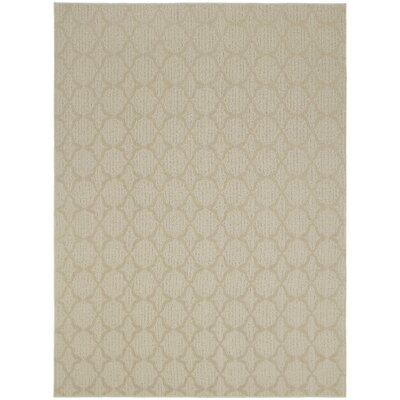 Southington Tan Area Rug Rug Size: 12 x 18