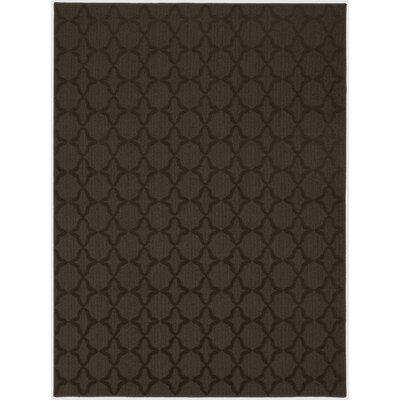 Southington Brown Area Rug Rug Size: 6 x 9