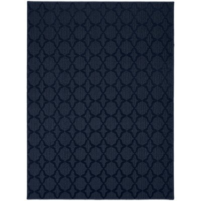 Southington Navy Area Rug Rug Size: 9 x 12