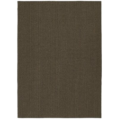 Chocolate Berber Colorations Area Rug Rug Size: 76 x 96