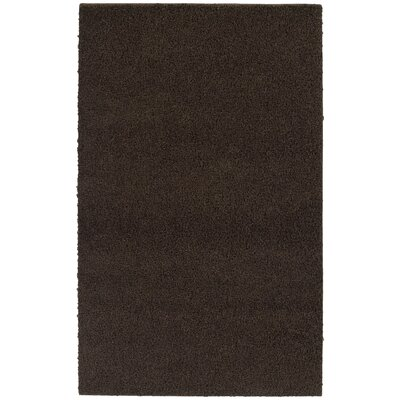 Chocolate Southpointe Area Rug Rug Size: 5 x 7