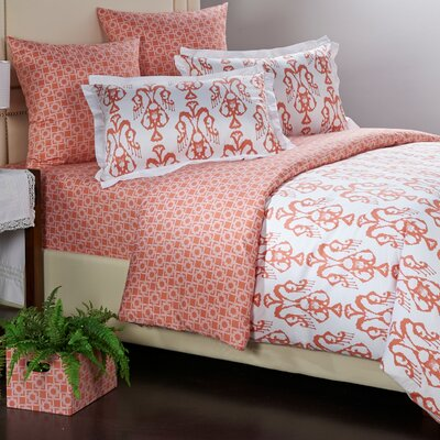 Bali Coral Duvet Collection