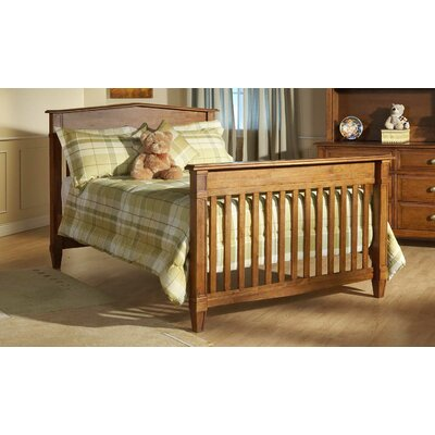 Full Queen  Rails on Pali Universal Full Bed Conversion Rail Set For Tuscan Crib   Wayfair