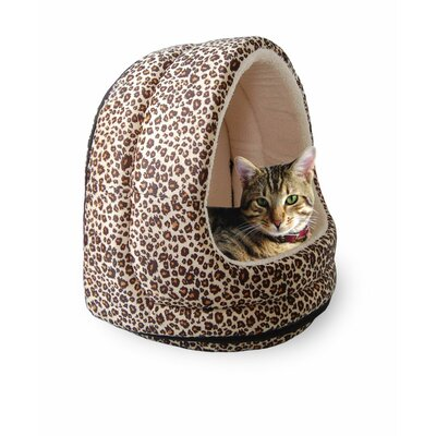 Furry Canopy Cave Cat Bed II