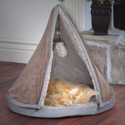 Haskin Sleep and Play Teepee Cat Bed