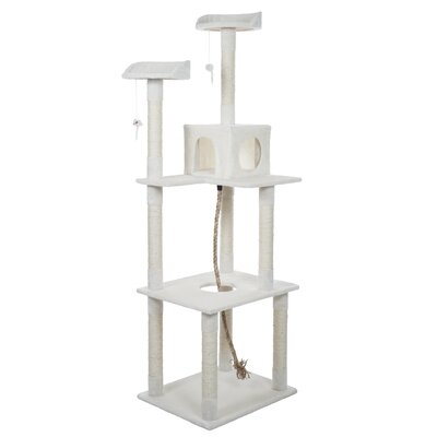 72 Sleep & Play Cat Tree