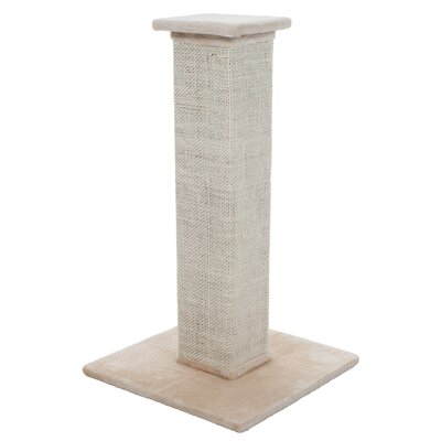 Sisal Burlap Scratching Post