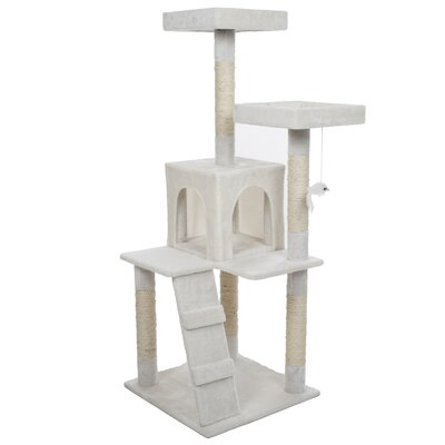 Cady Penthouse 50 Sleep and Play Cat Tree