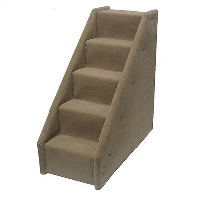 Bears Stairs� Mini Value Line 5 Step Pet Stair Color: Beige