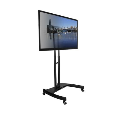 MTM65 Mobile TV Fixed Floor Stand Mount 37-65 LCD/Plasma/LED Screens