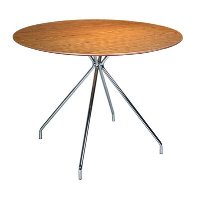 Artika Round Dining Table Top Finish: Honey Walnut