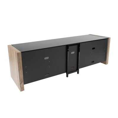 Mesa TV Stand Finish: White Oak