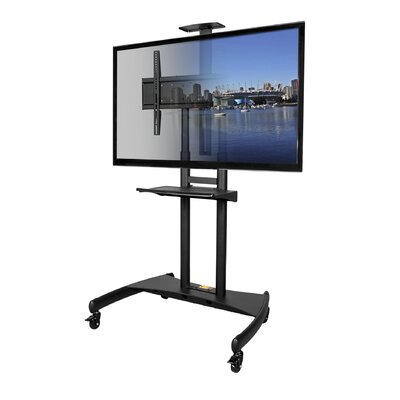Mobile TV Mount for 50-82 Flat Panel TV