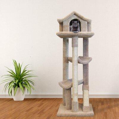 75 Pagoda Cat Tree