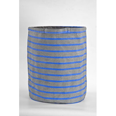 Sailor Stripe Laundry Hamper
