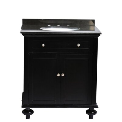 Madison 31 Single Bathroom Vanity Set
