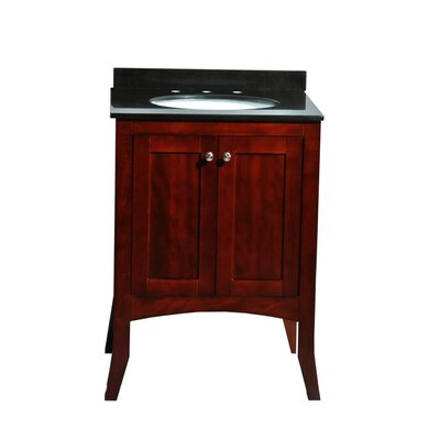 Charleston 24 Single Bathroom Vanity Set