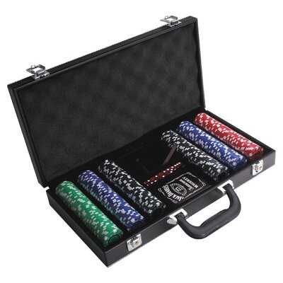 Jack Daniel's Lifestyle Products Poker Set