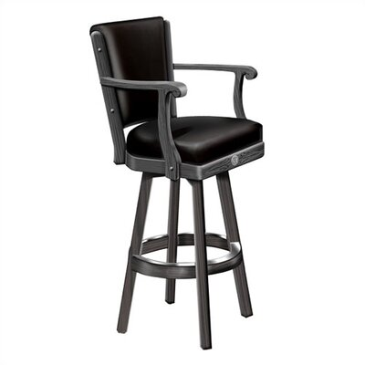 Jack Daniels 30.25 Swivel Bar Stool (Set of 2)