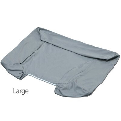 Ultimate Dog Bed Replacement Cover Size: Large