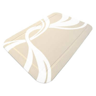 SmartGrip Cat Litter Mat Color: Beige Twist