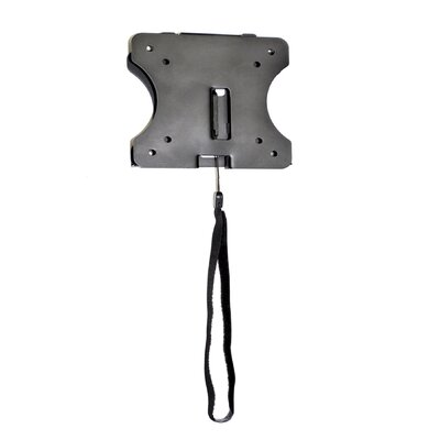 Locking Front Load Fixed TV Wall Mount for 32 LCD