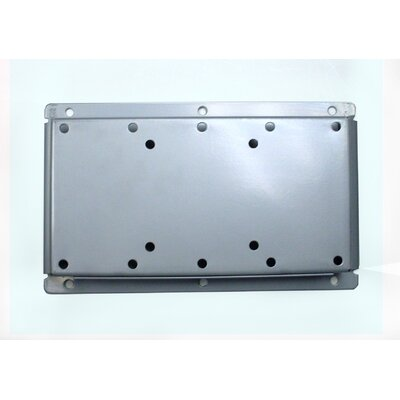 Flat Wide Fixed Wall Mount for up to 46 LCD