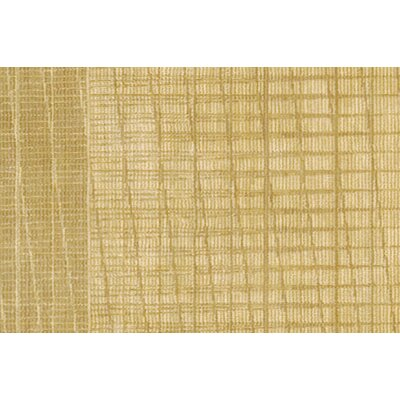 New Patina Gold Area Rug Rug Size: Rectangle 2 x 29