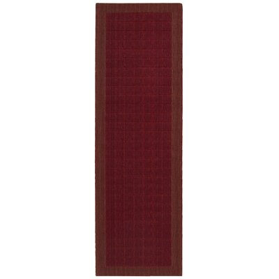 Loom Select Sienna Area Rug Rug Size: Runner 23 x 75