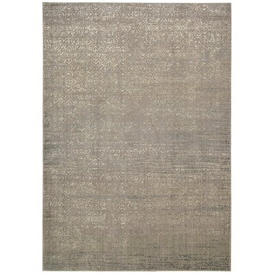 Maya Tabriz Abalone Area Rug Rug Size: Rectangle 53 x 75