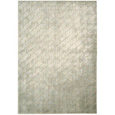 Maya Feldspar Mica Area Rug Rug Size: 53 x 75