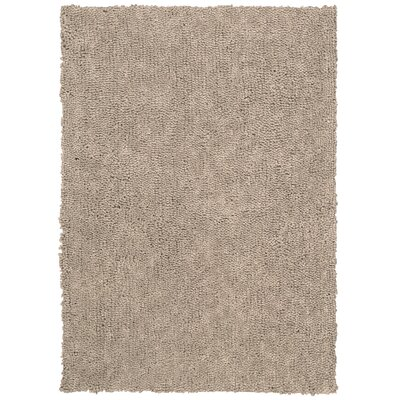 Puli Hand-Woven Loc Seed Area Rug Rug Size: Rectangle 76 x 96