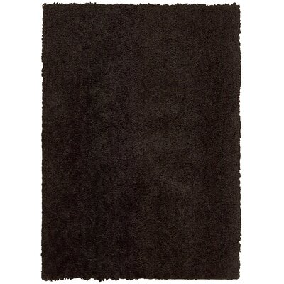 Puli Hand-Woven Loc Sepia Area Rug Rug Size: Rectangle 76 x 96