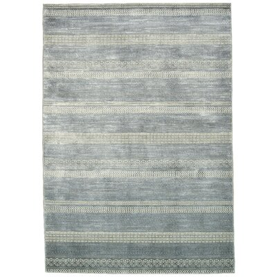 Maya Delta Dolomite Area Rug Rug Size: Rectangle 53 x 75