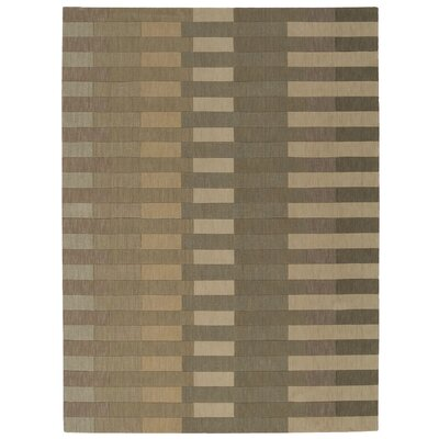 Loom Select Buff Area Rug Rug Size: 36 x 56