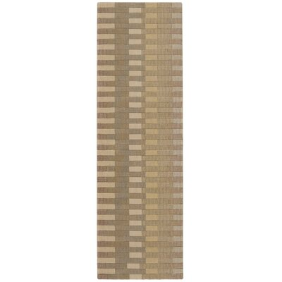 Loom Select Buff Area Rug Rug Size: Runner 23 x 75