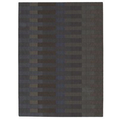 Loom Select Slate Area Rug Rug Size: Rectangle 36 x 56