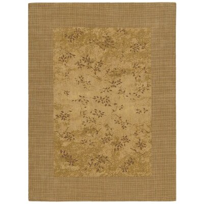 New Patina Bronze Area Rug Rug Size: Rectangle 36 x 56