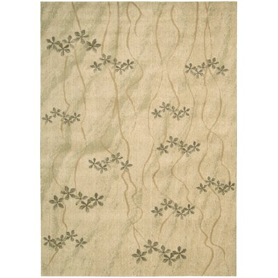 CK 14 Woven Textures Beige Area Rug Rug Size: Rectangle 36 x 56