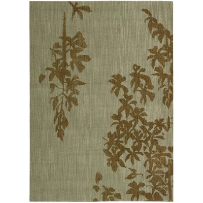 Metropolitan Chennai Lichen Area Rug Rug Size: Rectangle 96 x 13